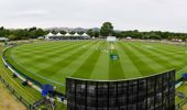 Hagley Oval in Christchurch. Photo / Photosport