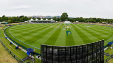 Complaint taken to parliament over Hagley Oval light towers