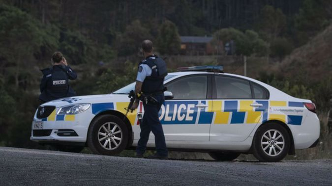 Two people believed dead after firearms incident at McLaren Falls. (Photo / Alan Gibson)