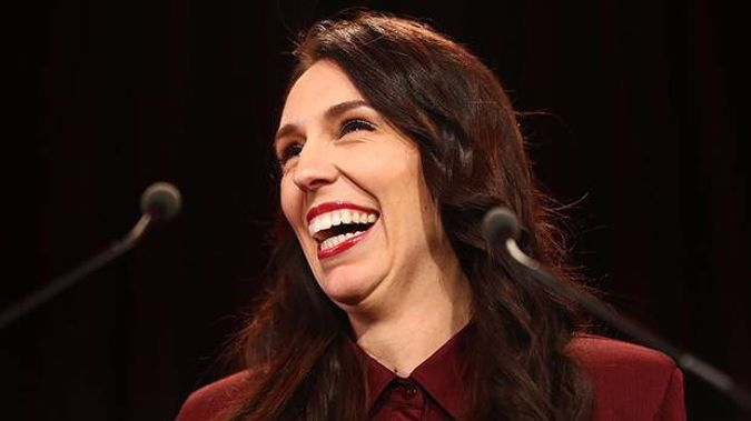 """Prime Minister Jacinda has won the hearts of her social media followers after her """"legendary"""" response to a critic who demanded she """"just leave"""" politics. Photo / Getty"""