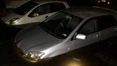 Trapped for 115 days: 180 cars yet to emerge from Convention Centre graveyard