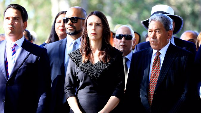 Jacinda Ardern remains the most popular leader. (Photo / Getty)
