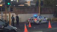 Armed police shut down part of SH2 in Tauranga after reports of gunshots