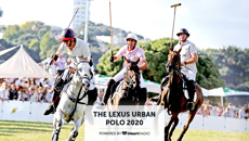 CHRISTCHURCH: Win Your Way to the Lexus Urban Polo