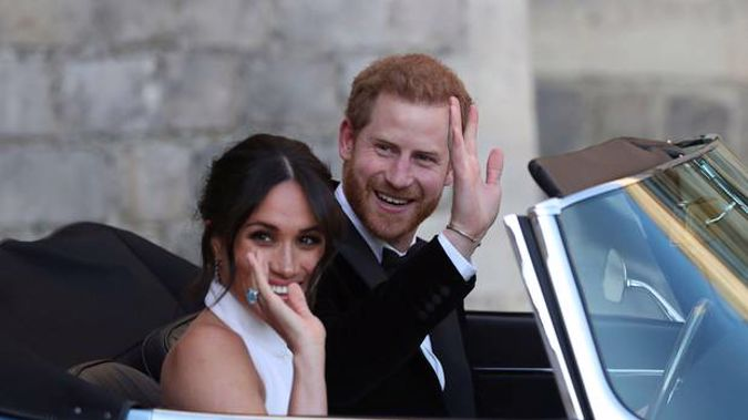 Harry and Meghan have declined an invite to their uncle Andrew's birthday party. Photo / AP