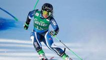 Kiwi Alice Robinson wins World Cup Giant Slalom