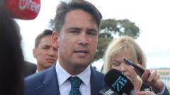 National Party leader Simon Bridges is giving a speech in Auckland today on the party's economic agenda. (Photo / NZ Herald)