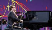 Elton John's Auckland tour has been struck by illness. (Photo / NZ Herald)