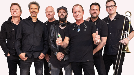 Level 42 performing in New Zealand May 2020