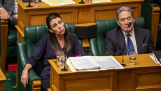Jacinda Ardern says she won't stand Deputy PM Winston Peters amid SFO probe