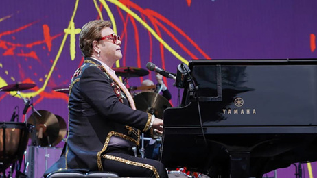 Elton John forced to cancel Auckland shows, rescheduled for next year