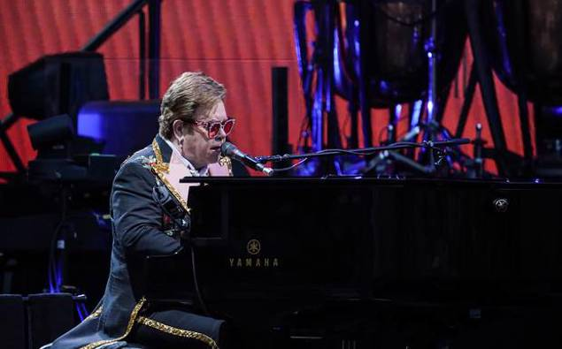 Elton John's promoter: No refunds for first abandoned show