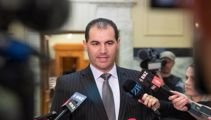 Jami-Lee Ross one of four men charged over National Party donations