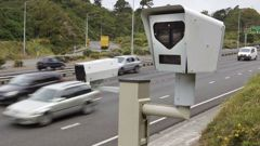 Fixed speeding cameras recorded 654,221 offences worth $55.2m in 2019. Photo / File
