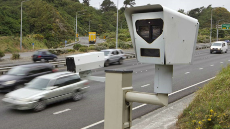 Speeding fines: New Zealand's multimillion-dollar camera earners revealed