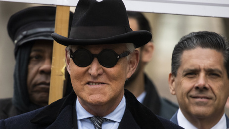 Richard Arnold: President Trump ally Roger Stone sentenced to over 3 years in prison