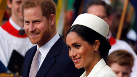 Harry and Meghan drop Sussex Royal name