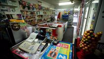 Auckland shop hit three times in three weeks by same robbers