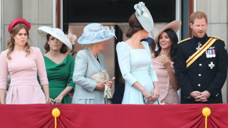 Sussexes statement appears to make dig at Beatrice, Eugenie
