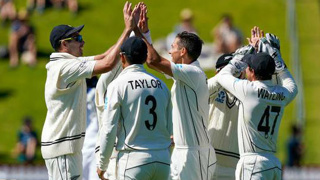 Black Caps claim historic 100th test victory