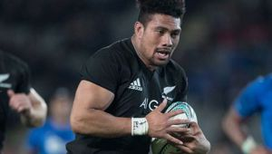 All Blacks could be losing Ardie Savea. (Photo / NZ Herald)