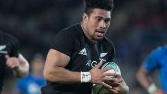 All Black says he is '100 per cent' keen on switch to league