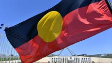 Donna Demaio: Australian remembrance services reverses ban of Aboriginal flag