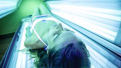 Studies show the risk of melanoma is increased by 75 per cent when sunbeds are used before the age of 30. (Photo / Supplied)