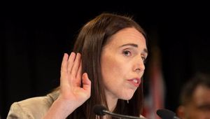 Heather du Plessis-Allan: Child poverty figures show Jacinda Ardern is not helping anyone