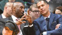 """Heroic"" - Kobe Bryant's friend Rob Pelinka reveals final text he received"