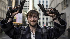 Daniel Radcliffe's new film almost derailed by Kiwi director's Twitter spat