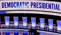 Richard Arnold: Democrats warm up for big debate