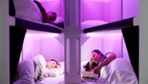 'Future of flying': Air NZ reveals economy class sleep pods