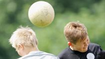 Martin Devlin: Should kids be heading soccer balls?