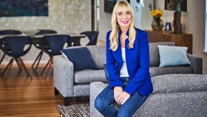 Cecilia Robinson said women will only find true equality at work when parental leave is shared. Photo / Supplied