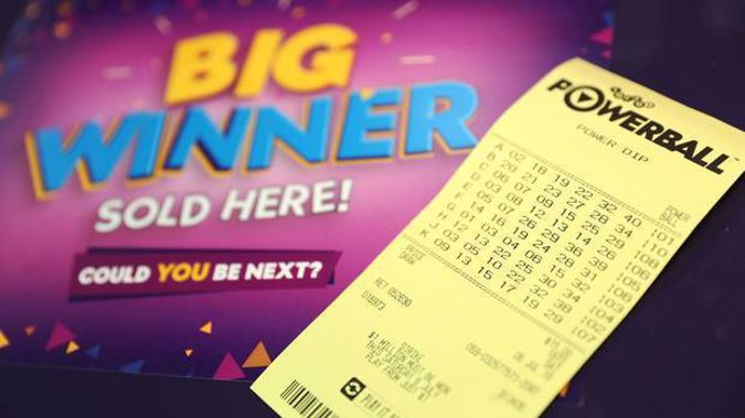 A whopping $42 million is up for grabs in tonight's Powerball jackpot. Photo / Michael Bradley