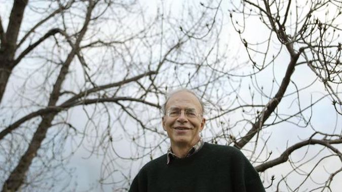 Princeton University professor of ethics Peter Singer will now talk at Auckland's Trusts Arena. (Photo / Getty)