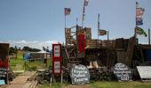 The disputed land at Ihumatao. Photo / Sylvie Whinray