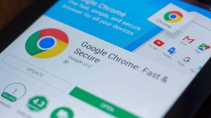 Google Chrome has three big holes that could be exploited by hackers. Photo / 123RF