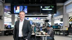TVNZ boss Kevin Kenrick faces an uncertain time at the state-owned broadcaster. Photo / File