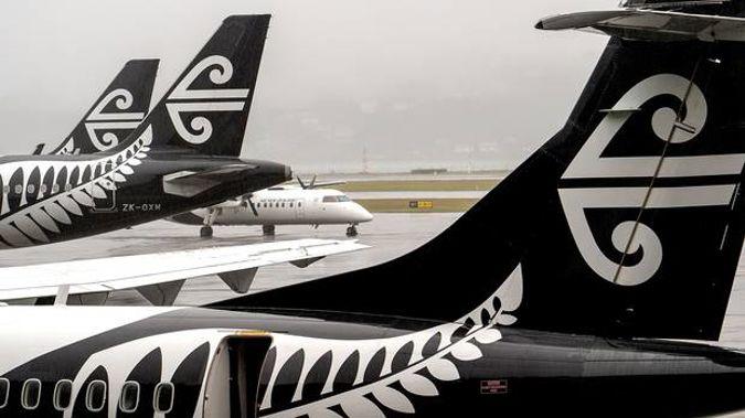 Air New Zealand offered 1000 cheap flights. (Photo / NZ Herald)