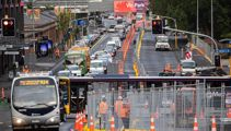 Auckland traffic: Sight-seeing tour buses on standby due to March Madness
