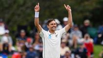Black Caps claim series sweep of India after second test thrashing