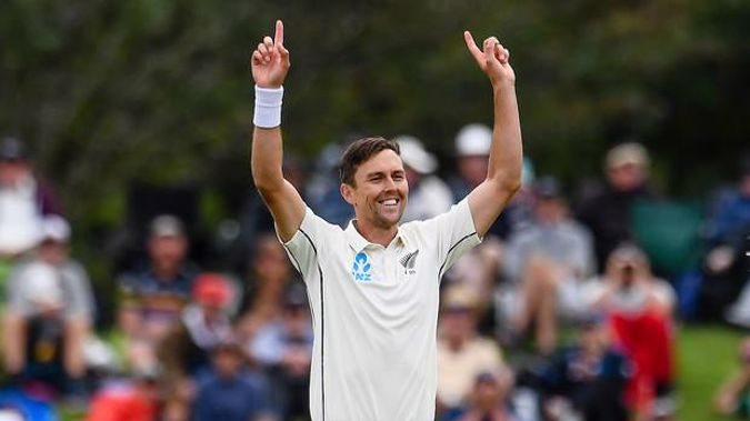Black Caps make history with series sweep of India after second test thrashing