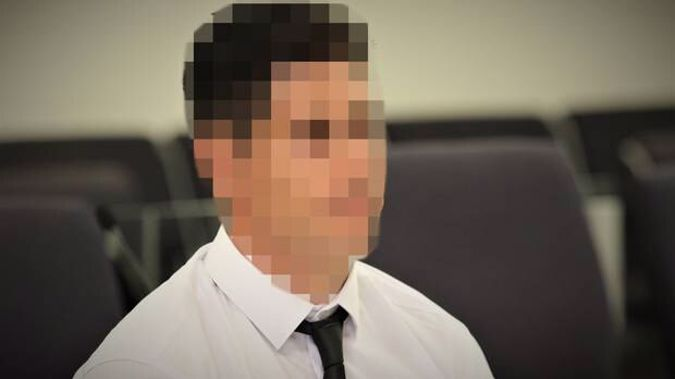 The accused police officer is on trial in the Auckland District Court. Photo / Sam Hurley