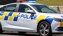 Police search Christchurch address over mosque threat