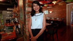 Mai Thai founder and owner Bow Manoonpong says it was a painful decision to close the restaurant. Photo / Alex Burton