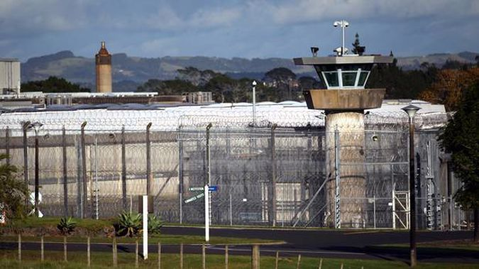 The death took place at Paremoremo Prison.