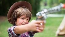 Dr Natalie Flynn: Kids and toy weapons
