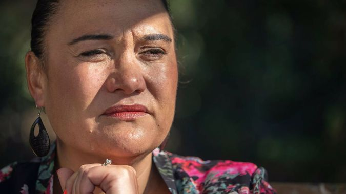 Carmel Sepuloni ignored an ectopic pregnancy for months. (Photo / NZ Herald)